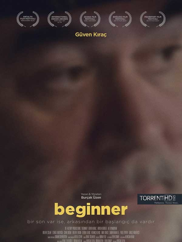 Beginner (2017) Yerli 1080p HDTV x264 AC3 Torrent İndir
