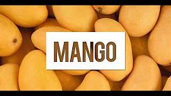 Mango Yetiştiriciliği ve Özellikleri