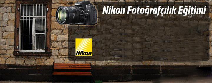 Nikon Fotoğrafçılık Eğitim Seti