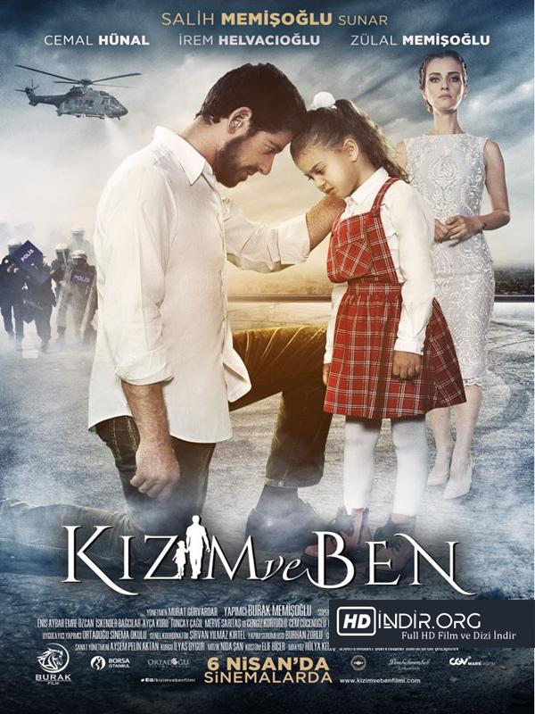 Kızım ve Ben indir (2018) Yerli Film Full HD Tek
