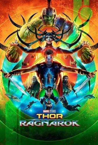 Thor: Ragnarok 2017 ( Orjinal ) Türkçe Dublaj indir