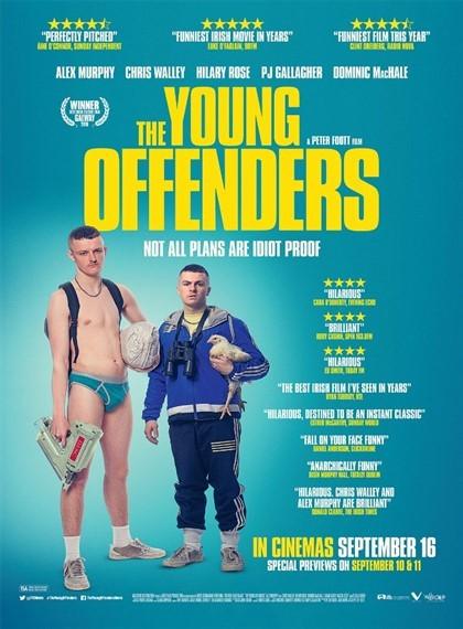 The Young Offenders - 2016 - BRRip - Türkçe Altyazı