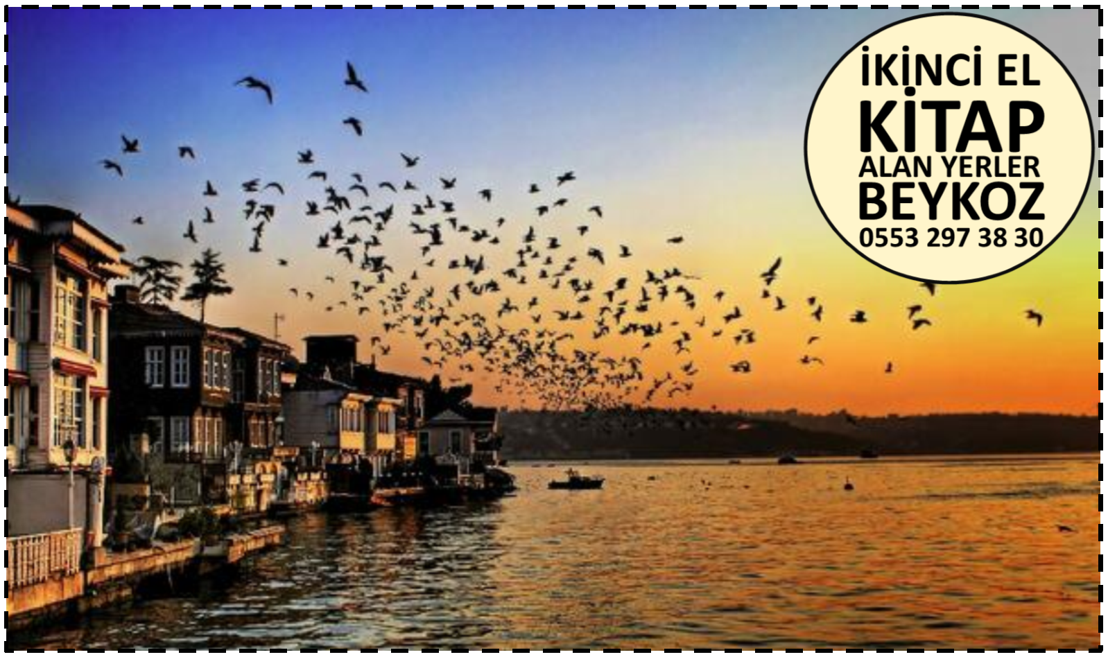 İkinci El Kitap Alan Yerler Beykoz / İstanbul - 0553 297 38 30