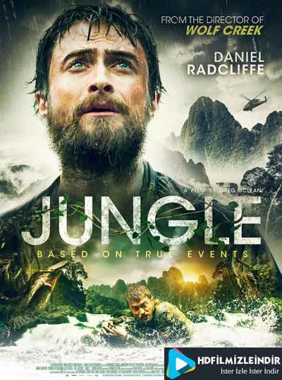 Orman - Jungle (2017) İzle İndir Türkçe Dublaj Full HD