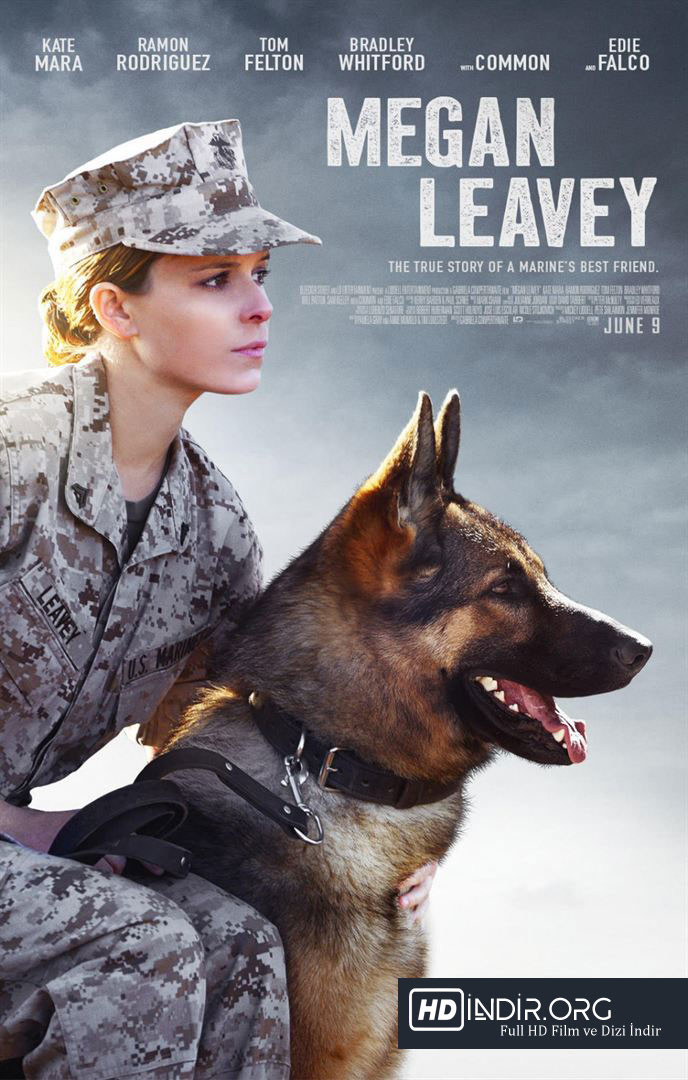 Sadakat Yolunda - Megan Leavey (2017) Türkçe Dublaj HD Film indir