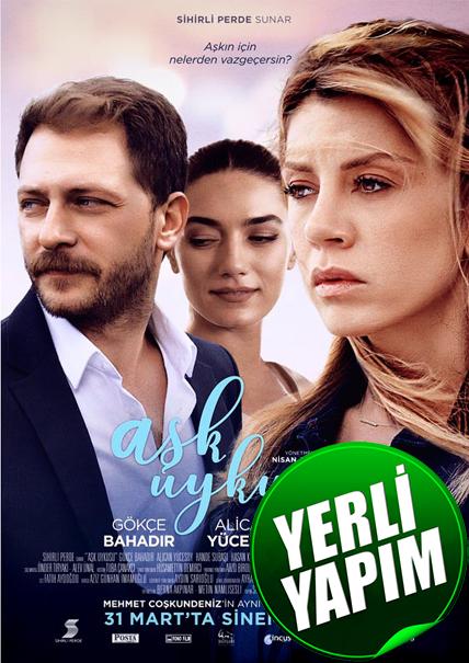Aşk Uykusu 2017 (WEB-DL) Yerli Film İndir