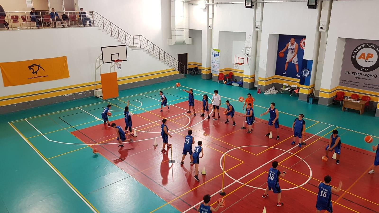 hido basketbol okulu
