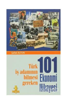 Şafak Altun 101 Ekonomi Hikayesi Pdf E-kitap indir