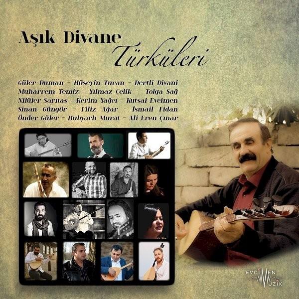 Çeşitli Sanatçılar - Aşık Divane Türküleri (2020)
