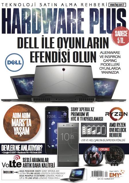 Hardware Plus Haziran 2017