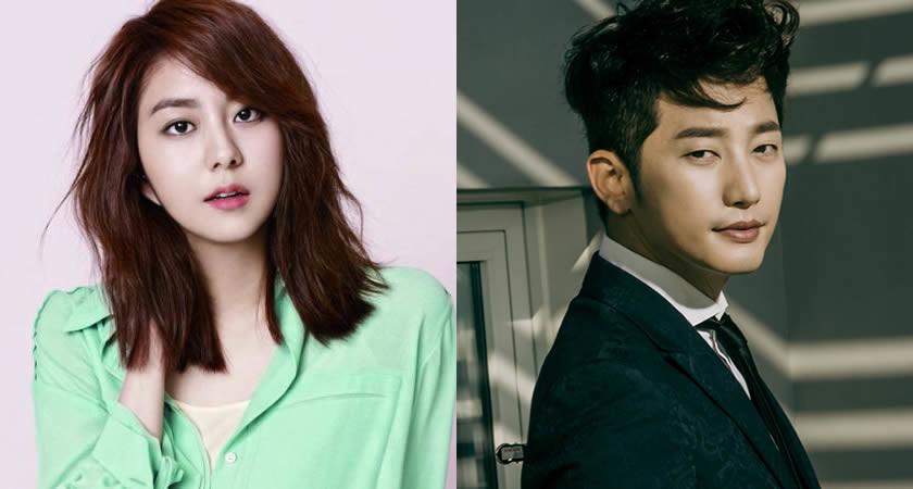 Uee ve Park Si-Hoo'ya Yeni Bir Diziden Teklif Götürüldü