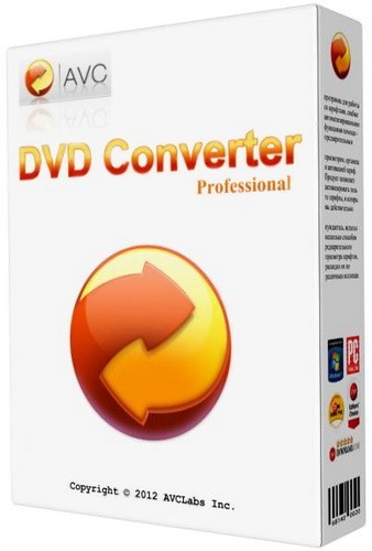Any DVD Converter Professional Full Türkçe 6.1.8 İndir + Portable