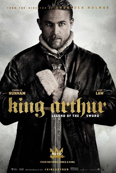 Kral Arthur: Kılıç Efsanesi 2017 DVD9 ML Untouched DuaL TR-ENG indir