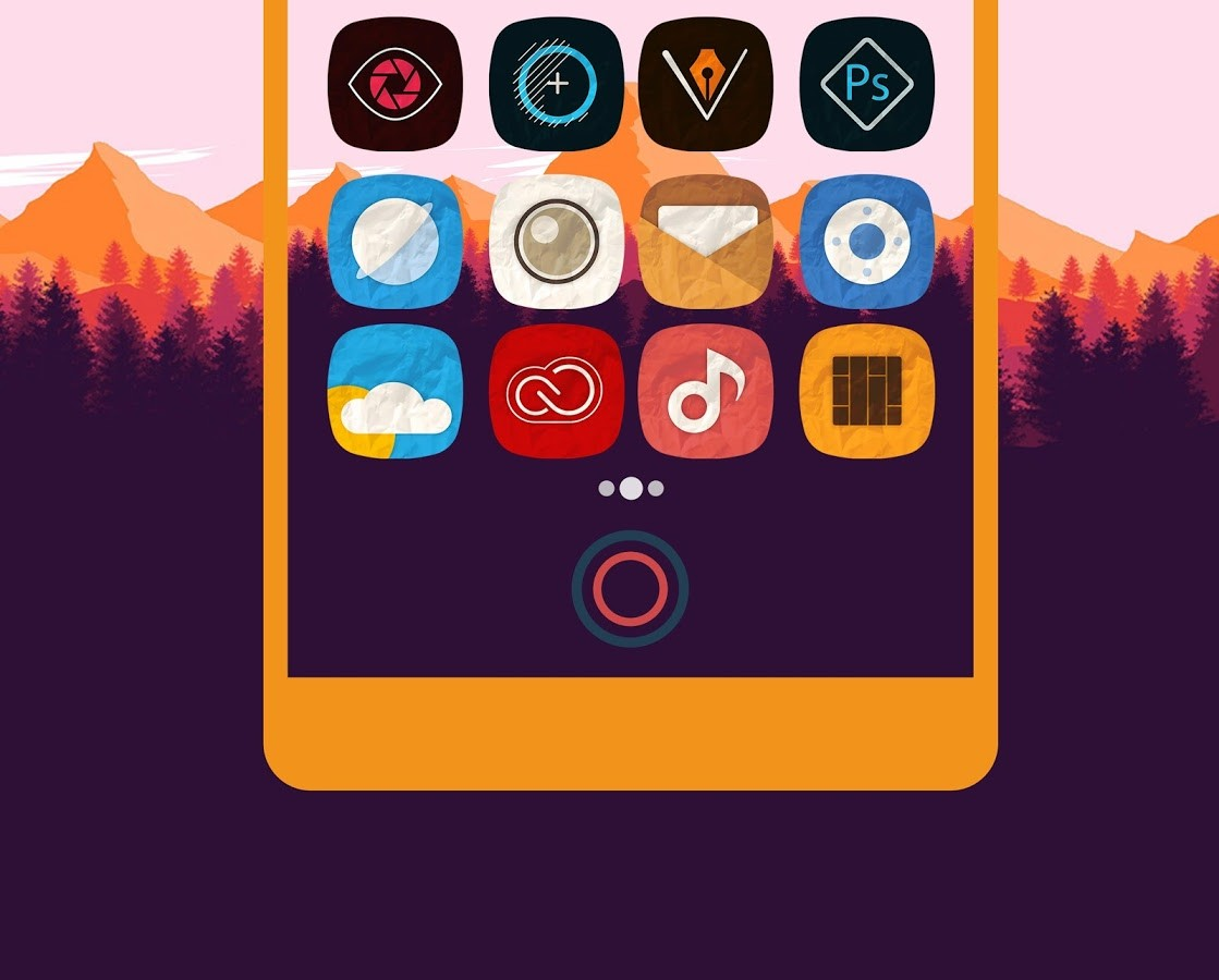 Rugos Premium - Icon Pack Apk