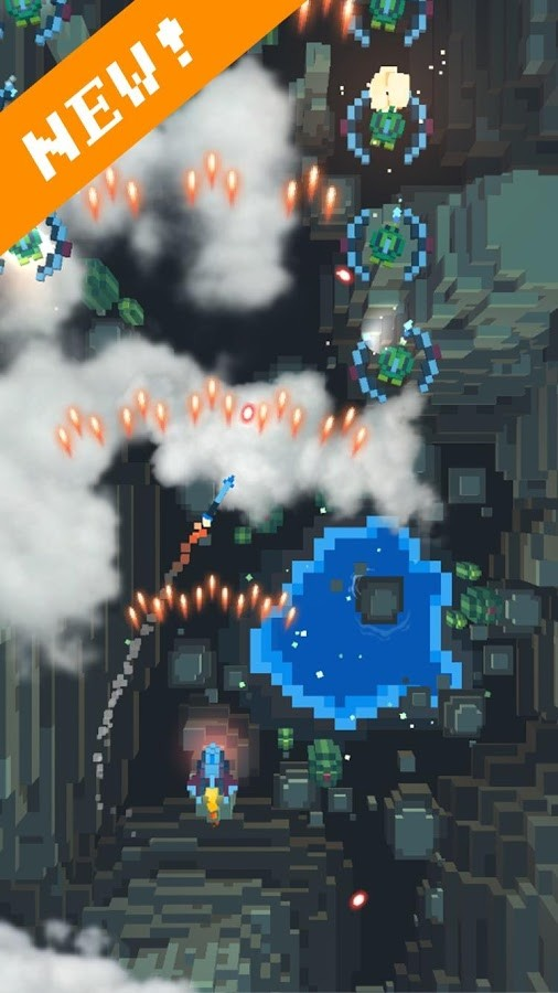 Retro Shooting - Pixel Shooter 3D Apk