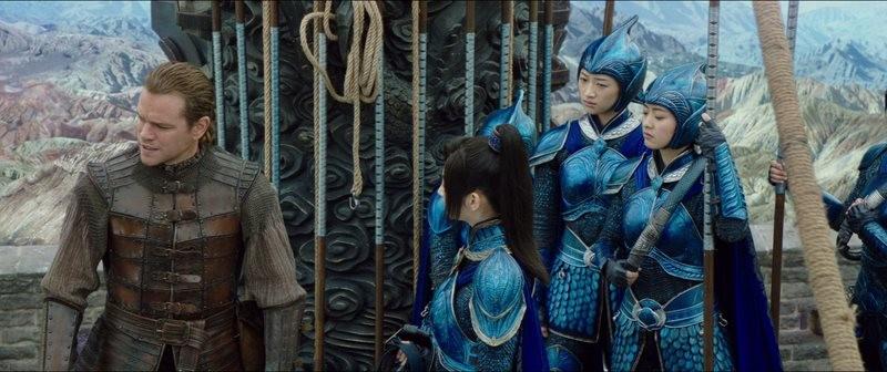 Çin Seddi - The Great Wall 2016 BluRay 720p - 1080p DUAL TR-ENG Türkçe Dublaj  - Film indir - Tek Link Film indir