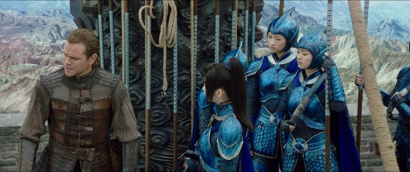Çin Seddi - The Great Wall 2016 BRRip XViD Türkçe Dublaj  - Film indir - Tek Link Film indir