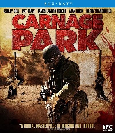 Ölüm Bölgesi - Carnage Park 2016 3D (1080p BluRay H-SBS) DUAL TR-EN 3D Film indir