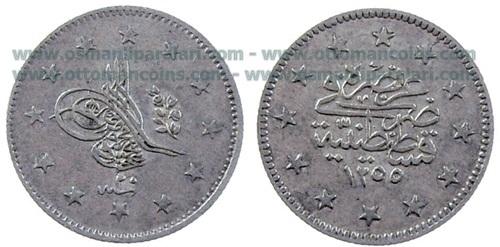 Tarihi eski paralar/osmanlı paraları/osmanlı sikkeleri