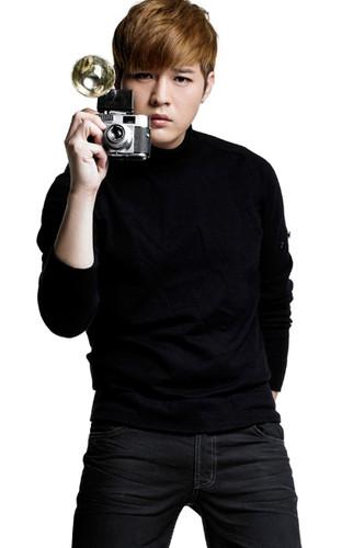 Super Junior A-CHA Photoshoot LZA1Ag