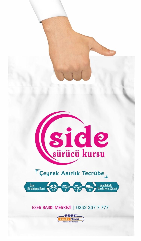Baskılı Plastik Poşet Antalya
