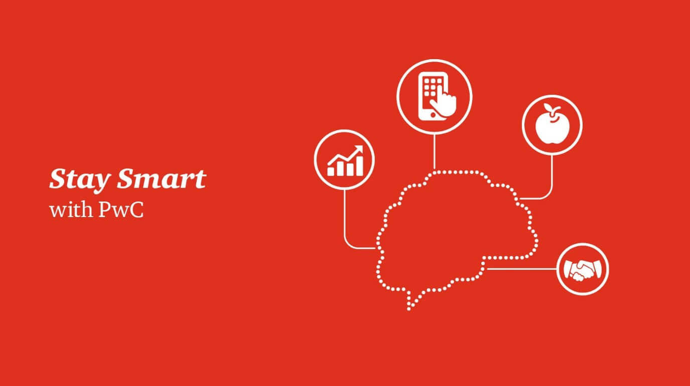 stay smart with pwc