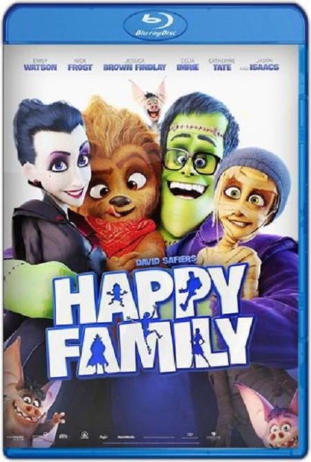 Mutlu Canavar Ailesi - Happy Family - 2017 1080p TR/ENG