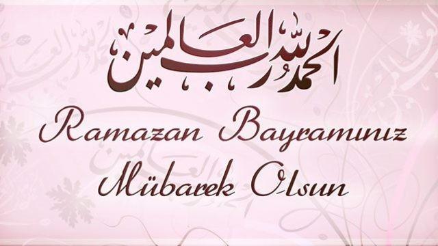 En Güncel Hazır Yazılı ve Resimli Ramazan Bayramı Mesajları