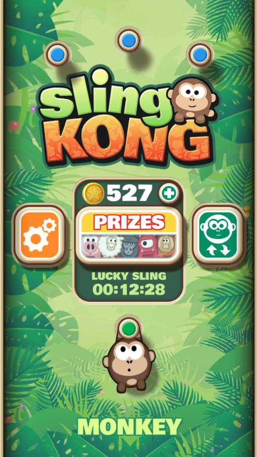 Sling Kong Apk Mod