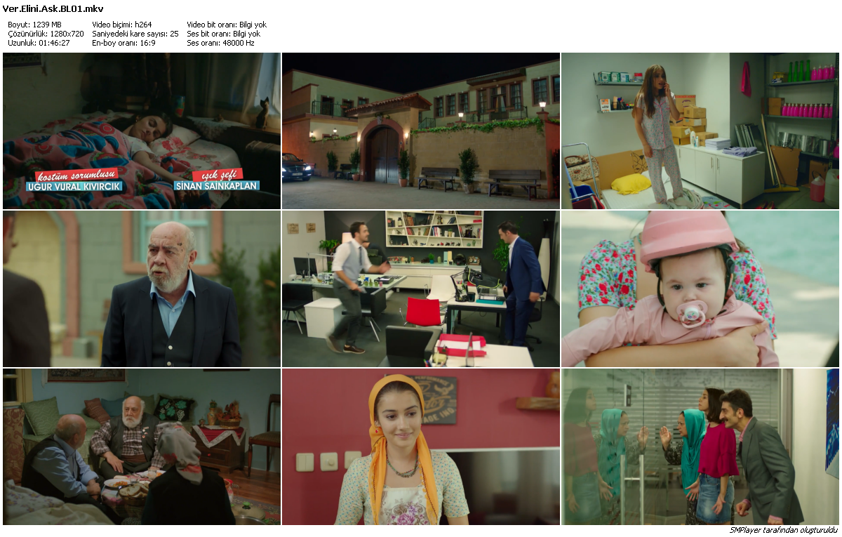 Ver Elini Aşk 11.Bölüm Final (WEB-DL - 720p) Tüm Bölümler
