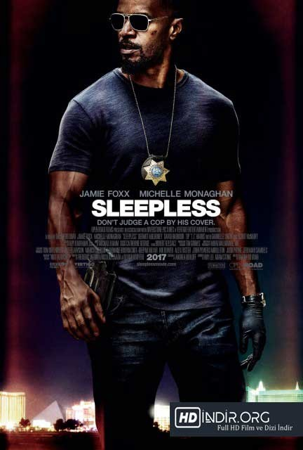 Uykusuz - Sleepless (2017) Türkçe Dublaj HD - Film indir