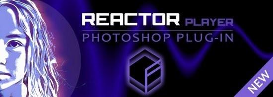 Mediachance Reactor Player 1.2 for Adobe Photoshop Full İndir
