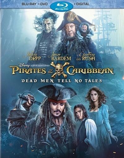 Karayip Korsanları: Salazar'ın İntikamı 2017 DVD-9 ML – DuaL İNDİR