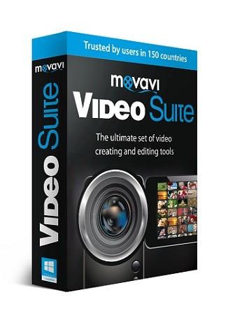 Movavi Video Suite Full Türkçe İndir