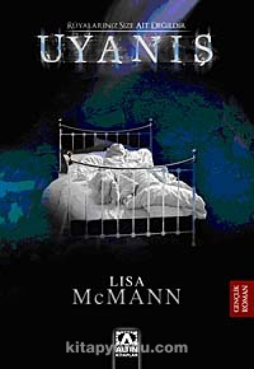 Uyanış – Lisa McMann (Uyanış Serisi 1. Kitap) sandalca.com