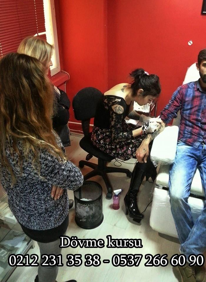 dövme sanatı kursu