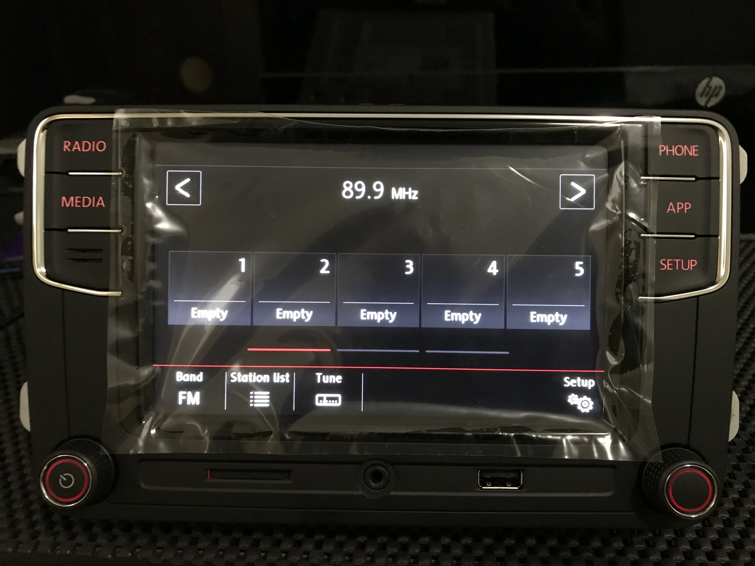 New RCD330 Plus Headunit with Mirrorlink/Carplay [Archive