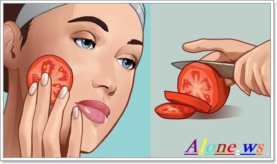 Pomidor maskası
