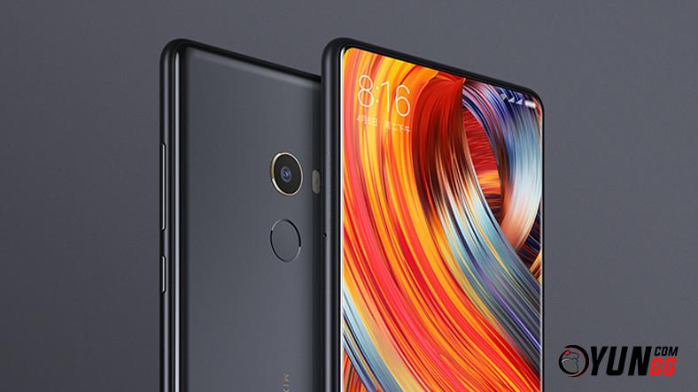 Çerçevesiz Ekran ve Xiaomi Mi MIX 2!