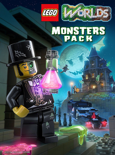 LEGO Worlds Monsters - CODEX