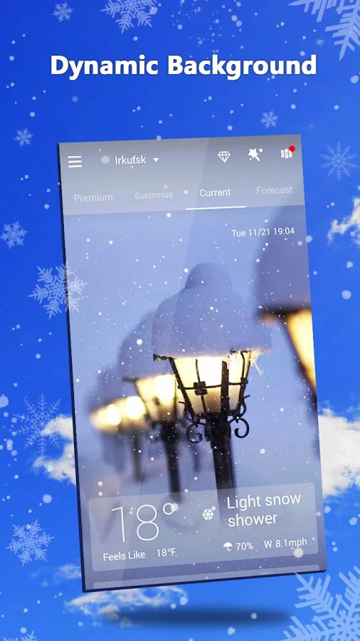 GO Weather - Widget, Theme, Wallpaper, Efficient Apk İndir