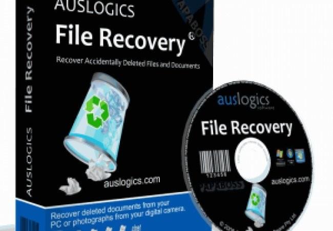Auslogics File Recovery Final Full İndir
