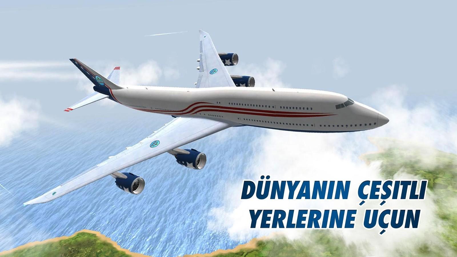 Take Off The Flight Simulator APK