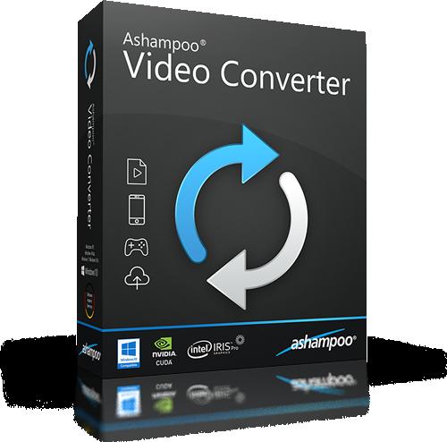 Ashampoo Video Converter 1.0.0.44 | Katılımsız