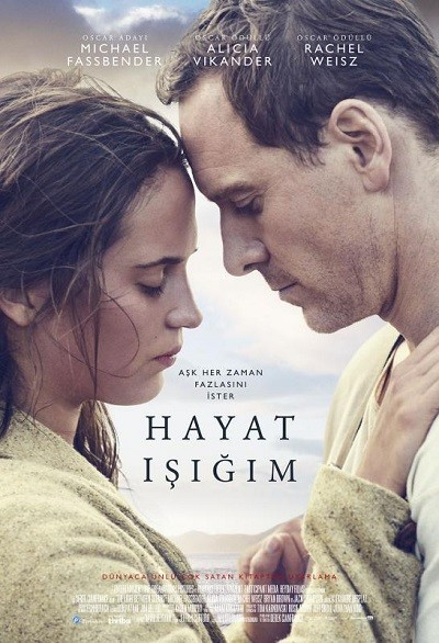 Hayat Işığım | The Light Between Oceans | 2016 | BRRip XviD | Türkçe Dublaj