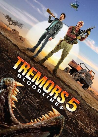 Yeraltı Canavarı 5 – Tremors 5: Bloodlines 2015 m720p – m1080p DUAL TR-ENG – Film indir