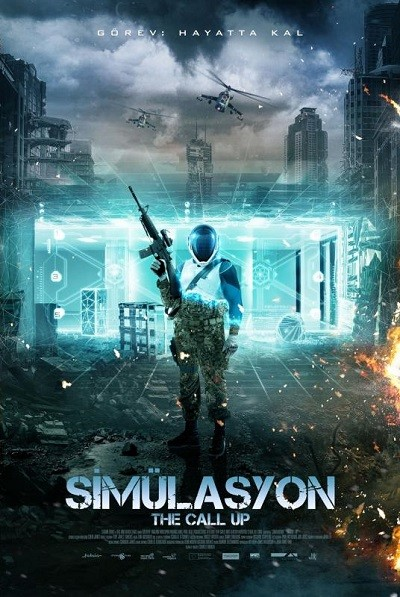 Simülasyon – The Call Up 2016 m720p – m1080p DUAL TR-ENG – Film indir