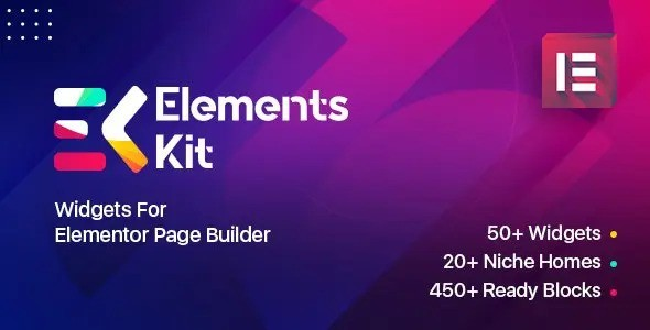 ElementsKit 2.3.3 Nulled -  All In One Addons for Elementor Page Builder
