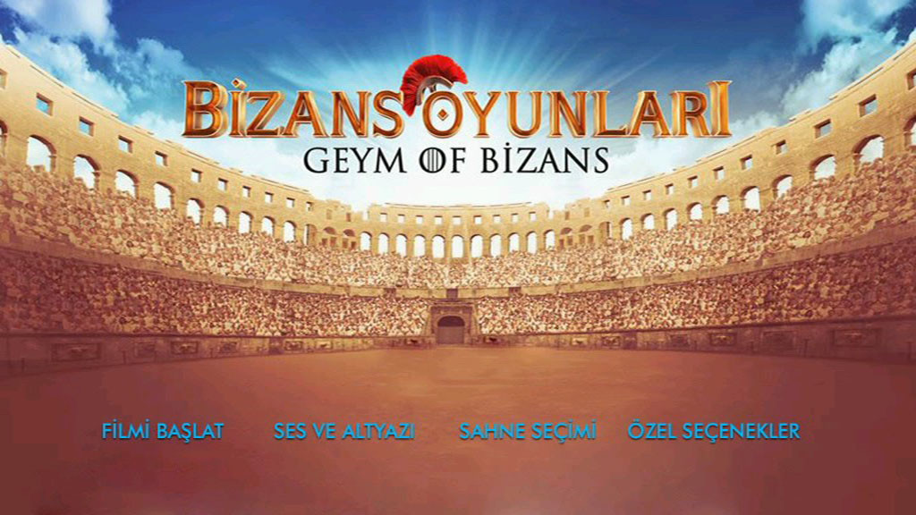 Bizans Oyunları - Geym of Bizans | 2016 | DVD5-DVD9 Yerli Film - Teklink indir