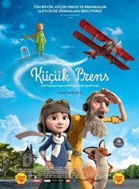 Küçük Prens – The Little Prince 2015 BRRip XviD Türkçe Dublaj – Tek Link